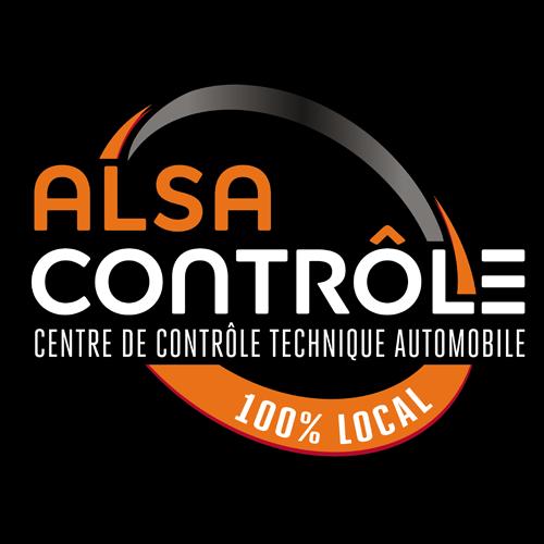 Centre de controle technique ALSA CONTRÔLE situé proche de ACHENHEIM, 67204